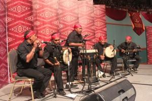Pemain Musik Sanggar Tari Ekayana